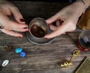 La cafédomancie